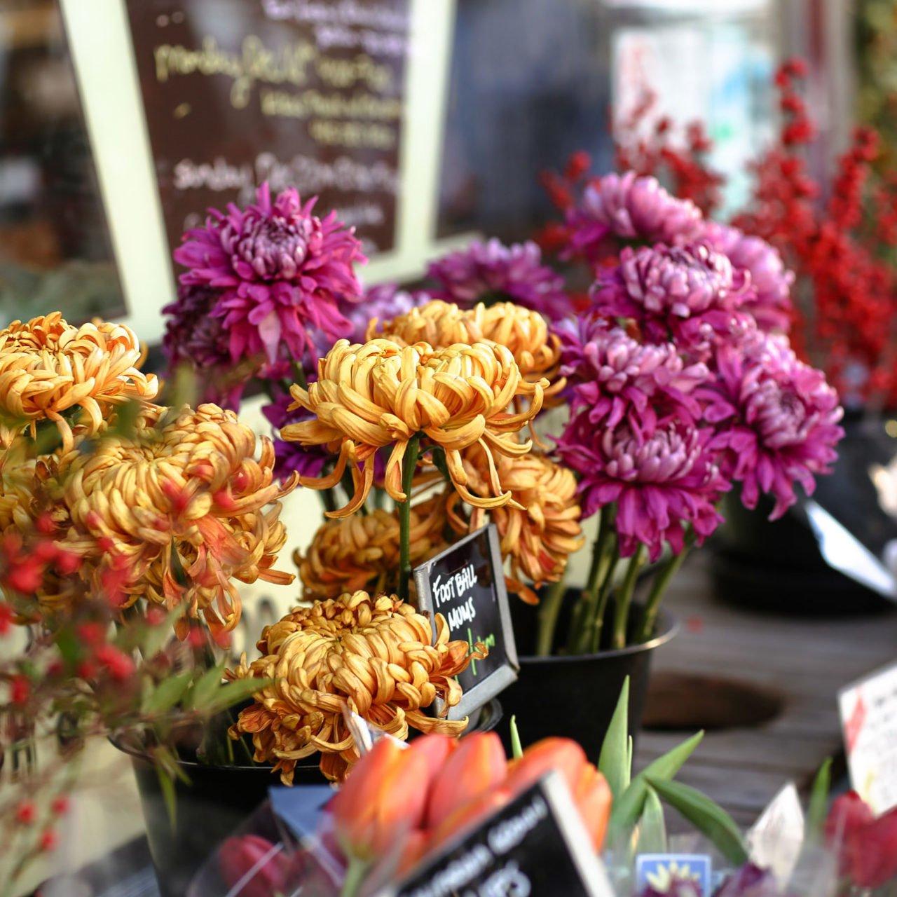 Barbers Flowers