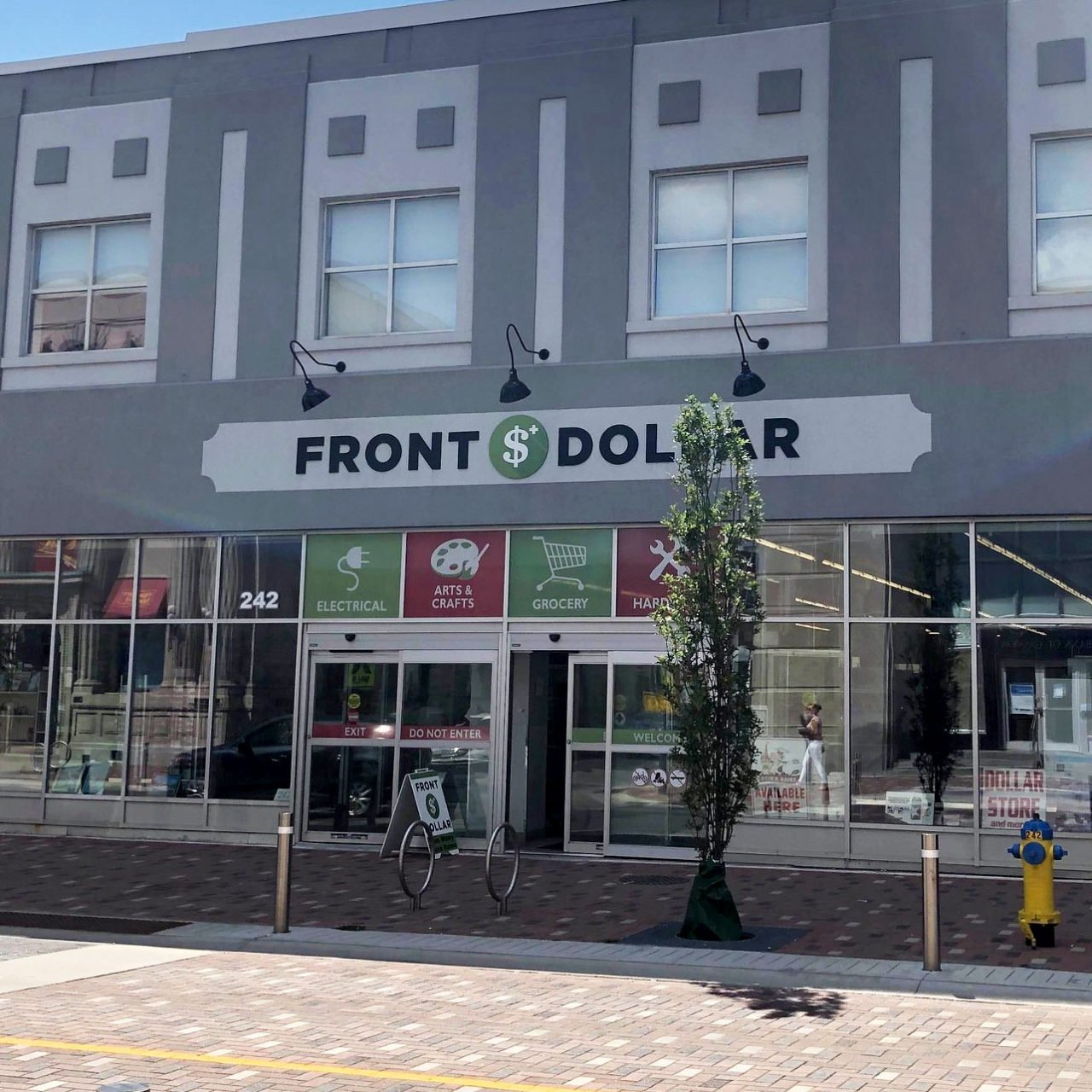 Front Dollar Store