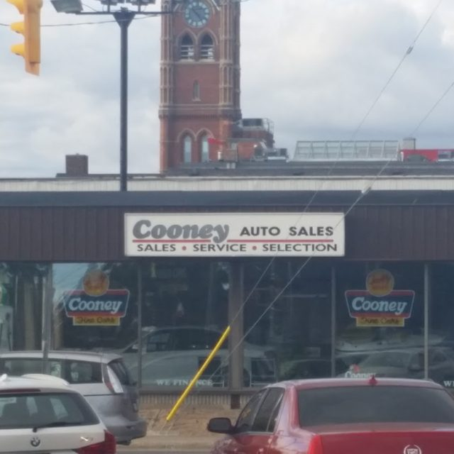 Cooney Auto Service Inc. - Photo by Chris Tennant.