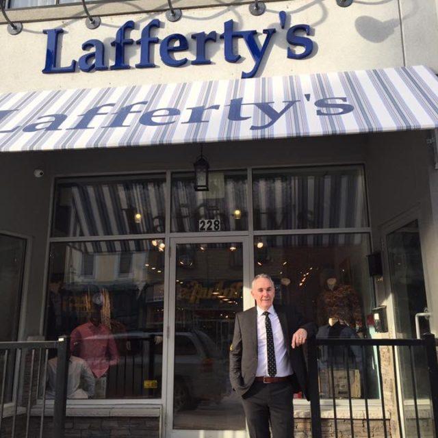 Lafferty's Crossings - Photo by Tom Lafferty.