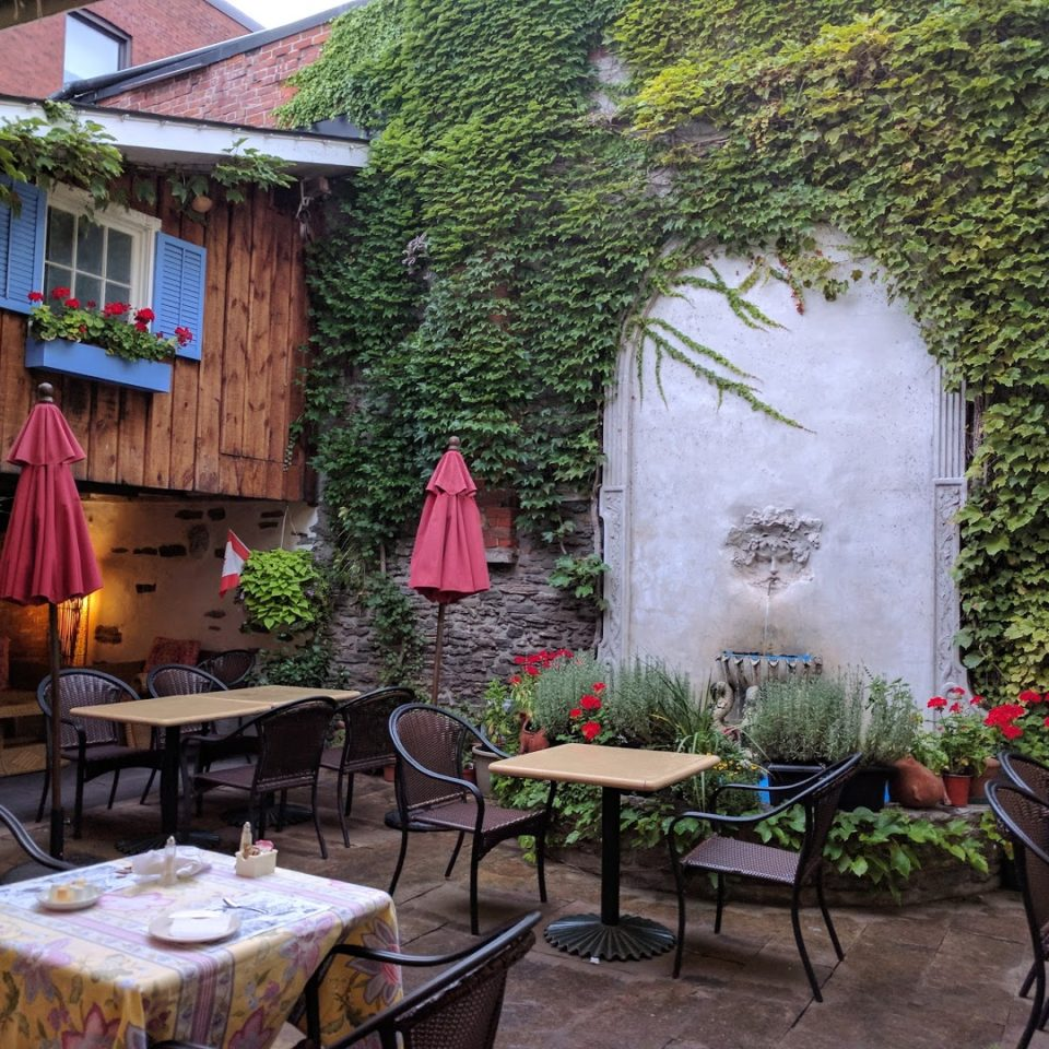 Paulo's Italian Trattoria - Photo by Marie-Eve Lanthier.