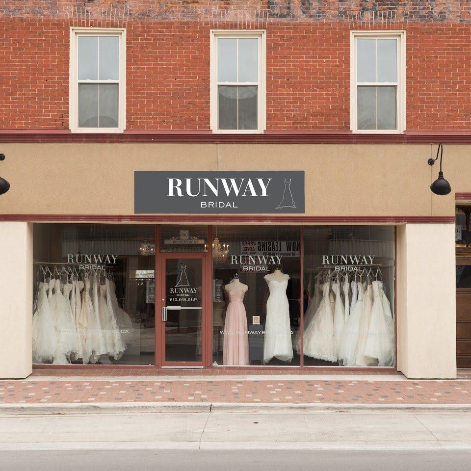 Runway Bridal - Photo by Runway Bridal.