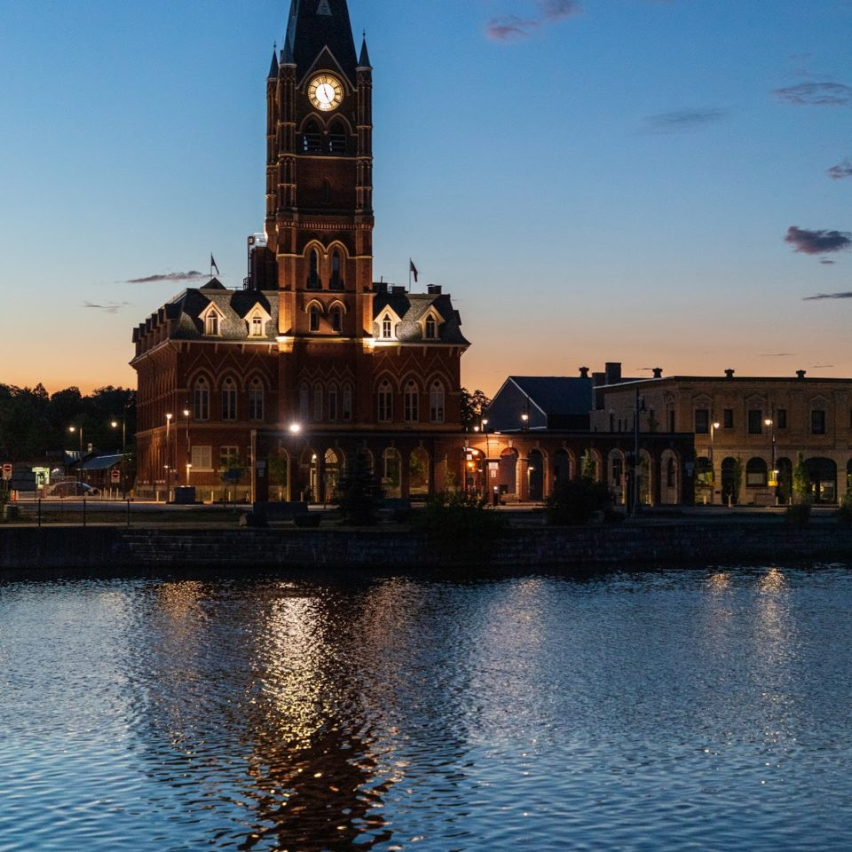 Belleville City Hall - Photo by Paul Lantz.