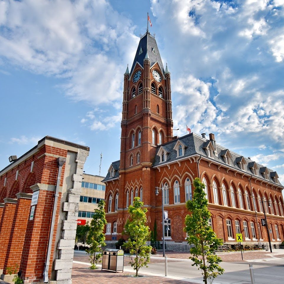 Belleville City Hall - Photo by Rostyslav Tverdostup.