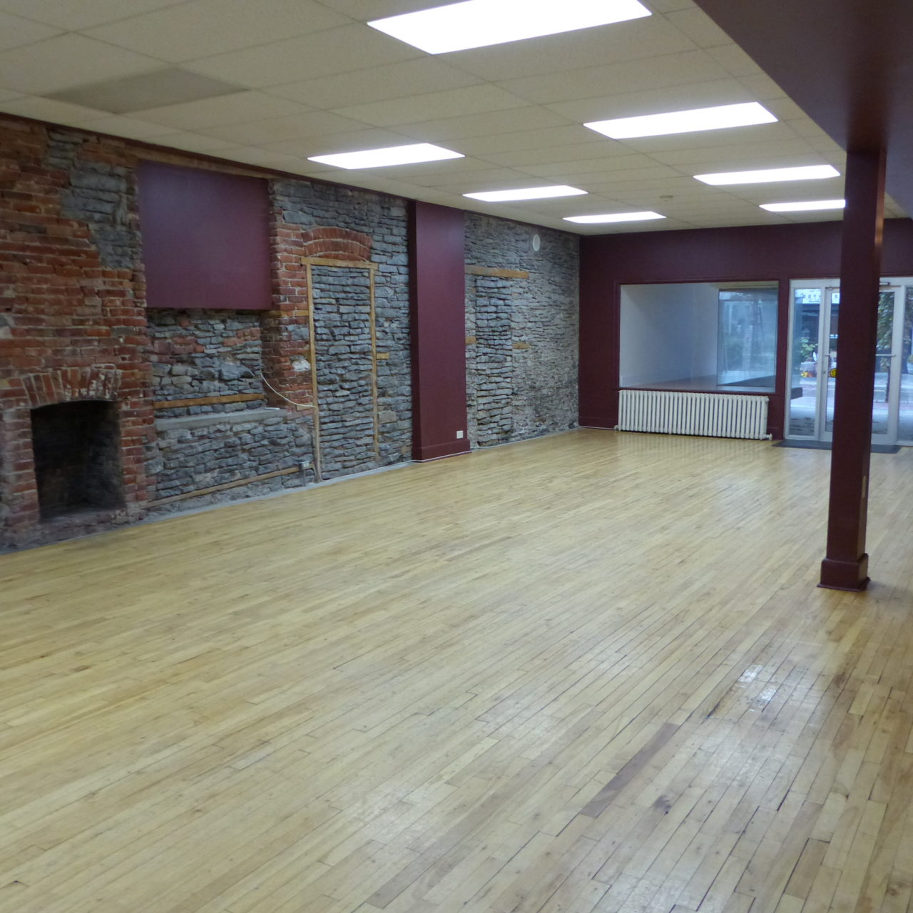 Professionally Restored Historic Commercial Space