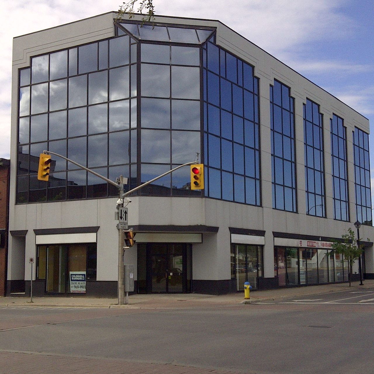 LEASED TO A GREAT TENANT 200 Front St in Bridgefront Tower
