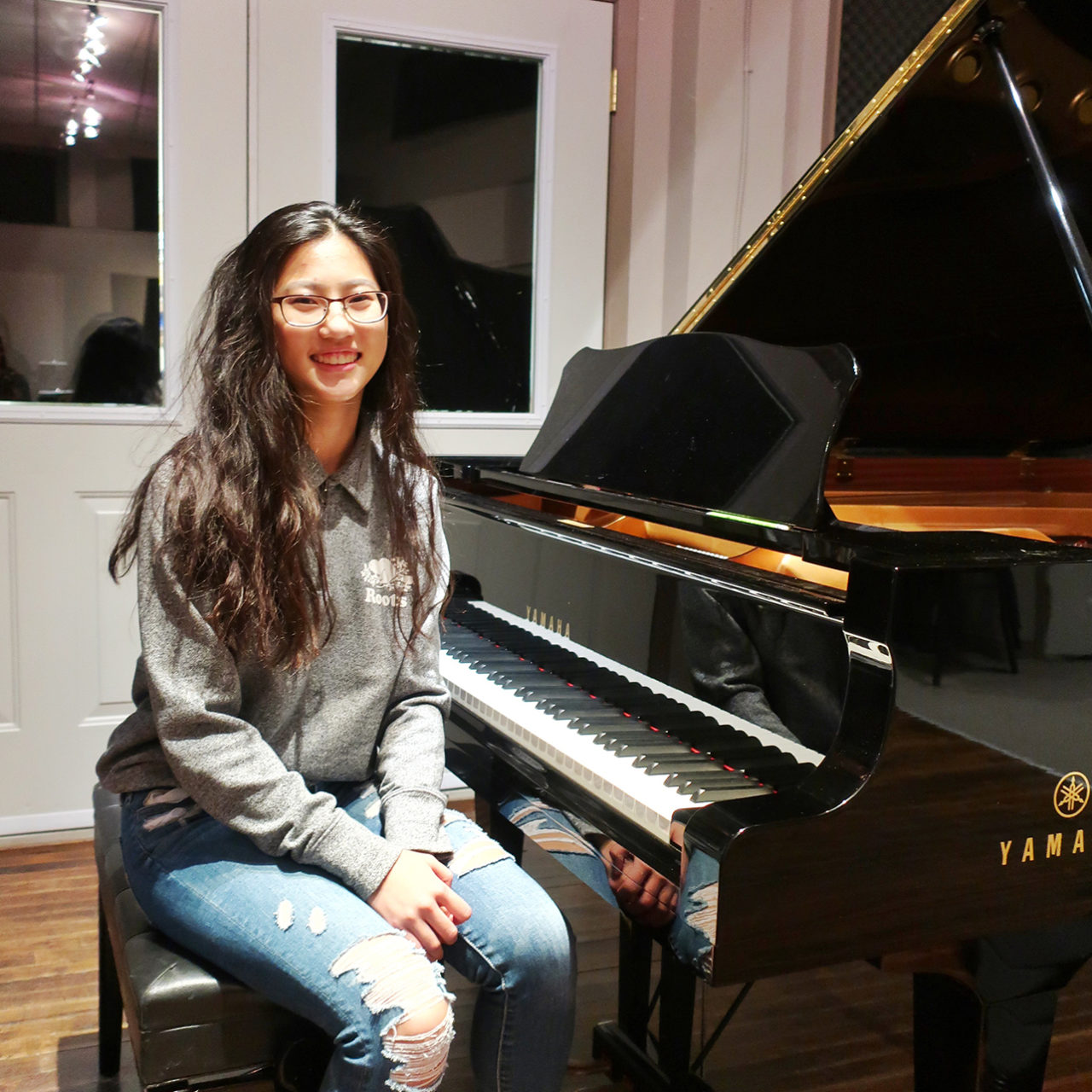 Musical Talent: Jeanette Huang