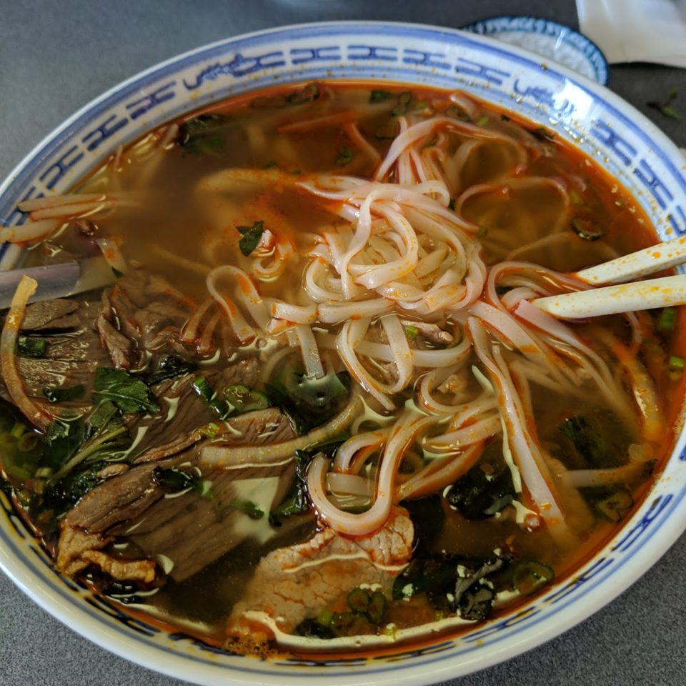 Pho Viet - Photo by Dale Chapman.
