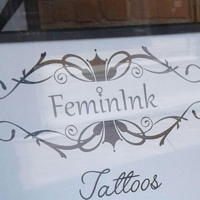 Feminink Tattoo and Piercing - Photo by Feminink.