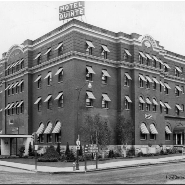 The Rise and Fall of Hotel Quinte