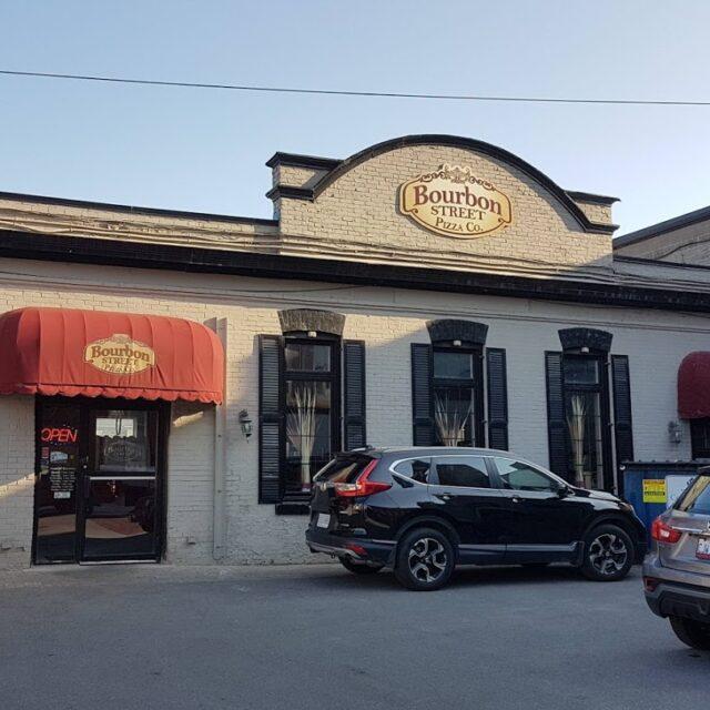 Bourbon Street Pizza Co. - Photo by Bill T.