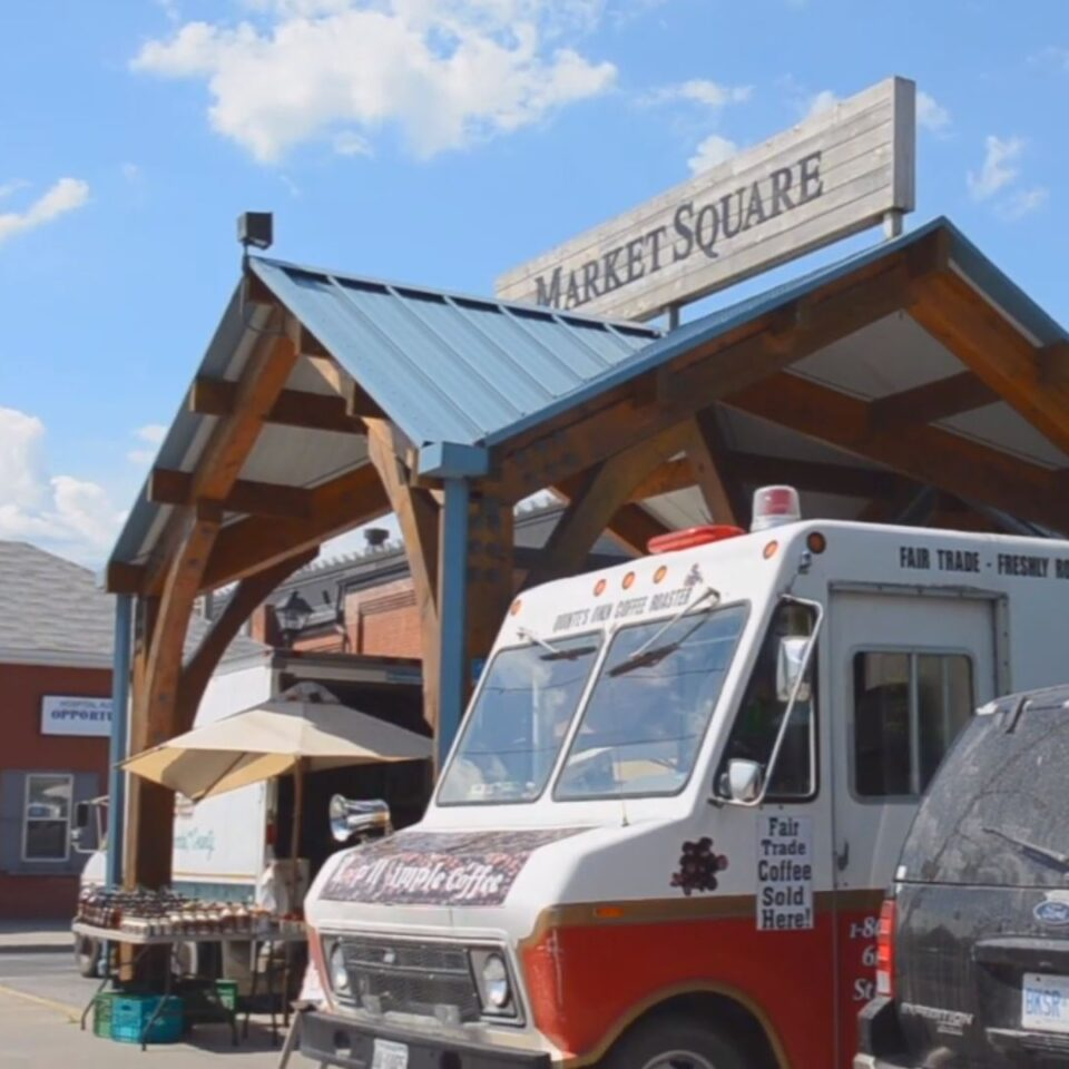 The Belleville Farmer's Market