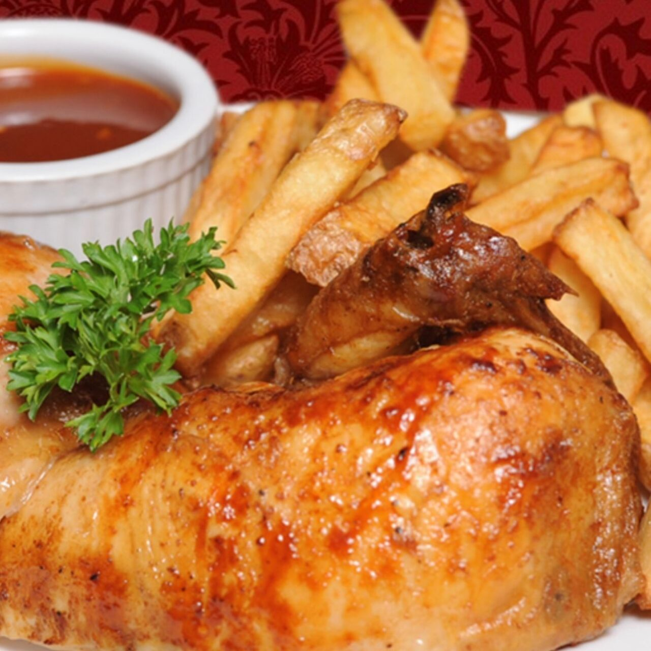 Tiger Chicken & Ribs