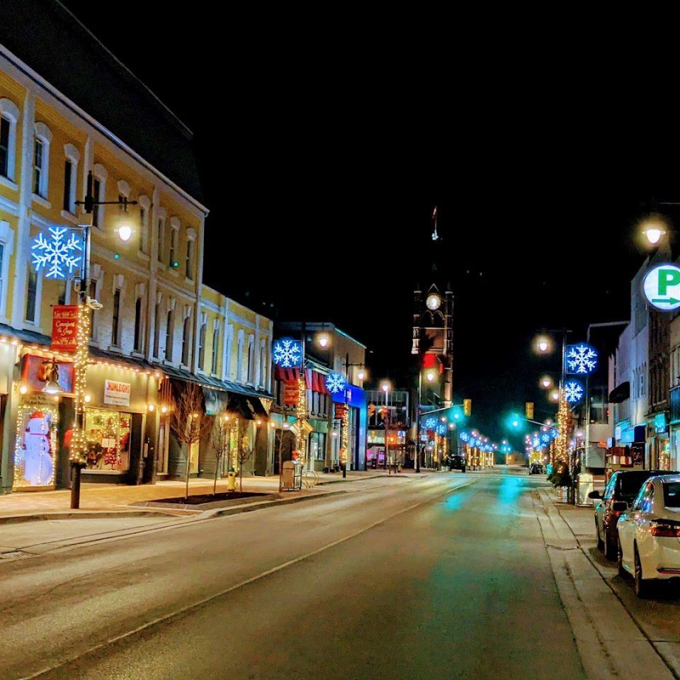 Belleville Downtown District BIA - Photo by Jithin Mathew.