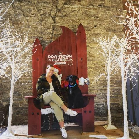 🎅 Snap your photos with Santa downtown in the #GiantSantaChair any time of day.⁠ Tag your photos and we'll share!⁠ ⁠ Find the chair beside @ekort_realty (⁠258 Front Street, downtown Belleville).⁠ ⁠ #Reposted • @realtalkrufo Downtown Belleville is officially LIT⁠ ⁠ #enchanteddowntownbelleville #giantsantachair #supportlocal #enchantedinthedisctrict  #chooselocalfirst #holidaypassport⁠ #downtownbelleville #dtbelleville #choosedowntownbelleville #shopdowntownbelleville #bayofquinte #downtownbelleville #shoplocalquinte #shopquinte #shopdowntownbelleville #discoverdowntownbelleville #quinte #bellevilleontario #bayofquinte #dtbelleville #greatwaterway  #SouthEasternOntario #bayofquinte #pec #escapetoronto #downtowndistrictmarketplace #shopsmall #supportlocal