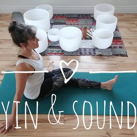 Yoga is flowing again in the downtown District at @yogahubbelleville What a way to start your week / recover from the emotions of excitement and change!  Erin is ready to guide you through those amazingly beneficial yin poses with the gorgeous vibrations of the crystal singing bowls.   Join Erin at 10am every Tuesday - your body and mind will thank you. Some of the benefits of practicing yin yoga include ...  Rejuvenation of your joints Improved range of motion Revitalisation of energy in your tissues Self-compassion More resilient to anxiety and change More balance Super healthy internal organ functionality  Remember to book online before coming to the studio.  Namaste