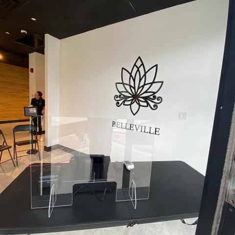 Sativa Bliss is now open for Curbside pick up!   #repost • @sativa.bliss Proud to be part of the community in the beautiful city of Belleville! Come meet our amazing team and our new store!  Located at 200 Front St. (at the corner of Bridge St. and Front St.), we are open for curbside pickup 9AM to 8PM.  #cannabisdispensarybelleville  #sativablisscannabis  #sativablisscannabisboutiqueontario #grandopening #downtownbelleville #dtbelleville