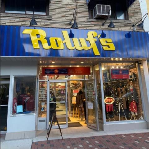 A staple of the Downtown District. A lot of services behind the front door! And now they have a new online shop• @rolufstravel